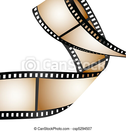 film reel - csp5294507