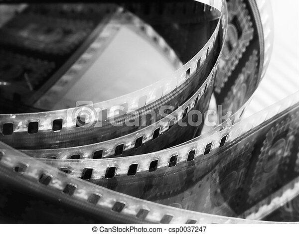 film reel - csp0037247
