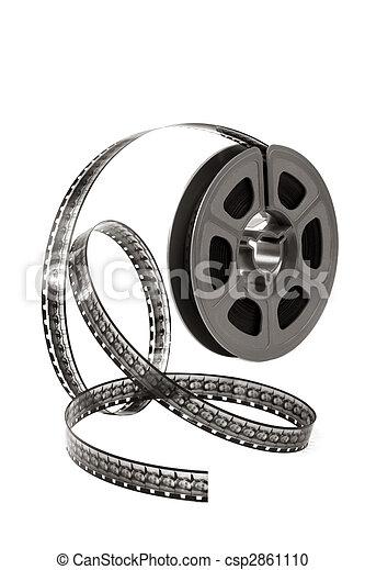 Film Reel - csp2861110
