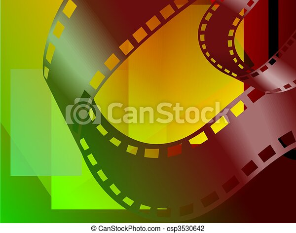 Illustration of film role with background clip art search film role with background stock illustration voltagebd Image collections