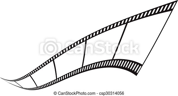 film strip - csp30314056