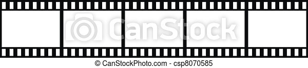 Film strip - csp8070585