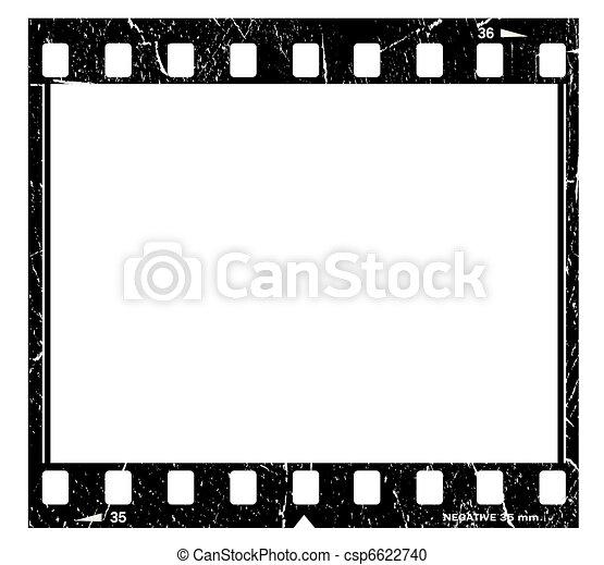 Film strip - csp6622740