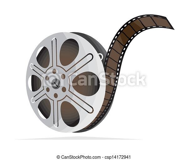Film strip  - csp14172941