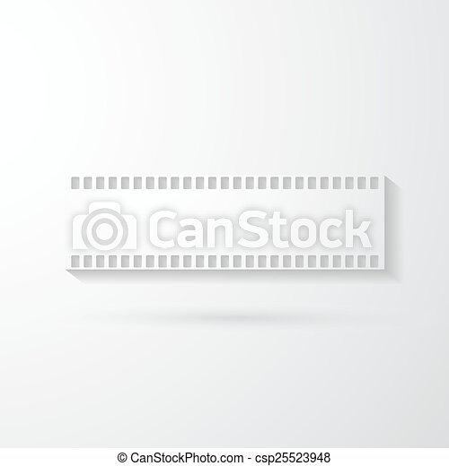 Film Strip - csp25523948