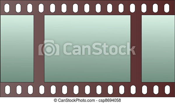 film strip - csp8694058