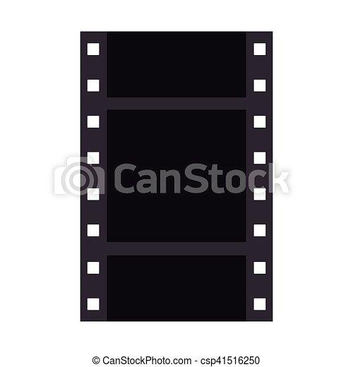 film strip icon - csp41516250