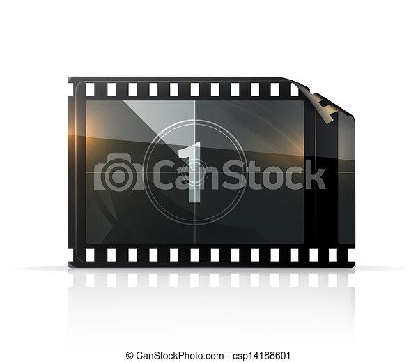 Film strip - csp14188601