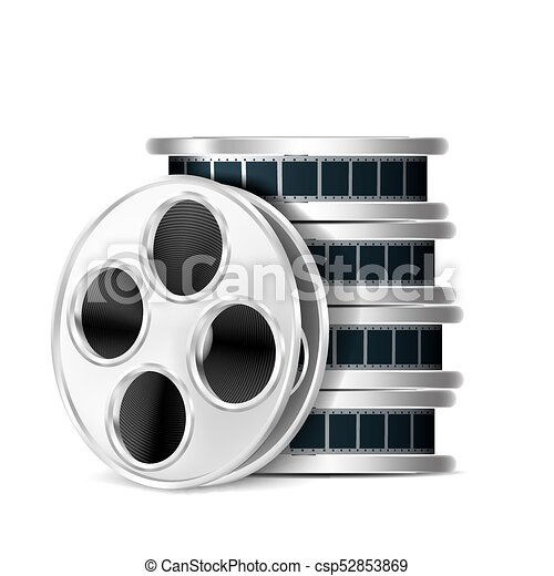 Film strip. Vector illustration - csp52853869