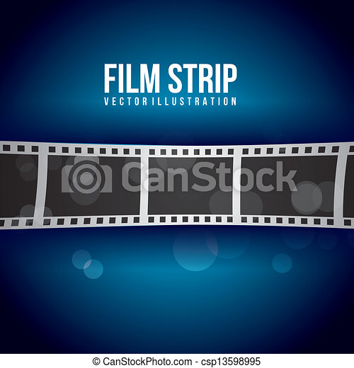film stripe - csp13598995