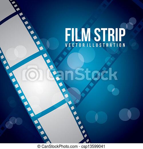 film stripe - csp13599041