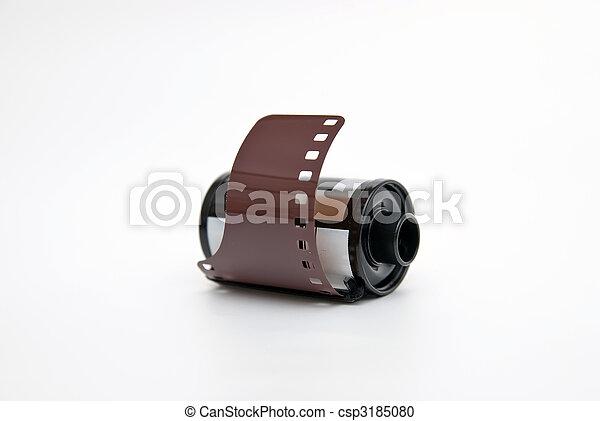film Used in photographic - csp3185080