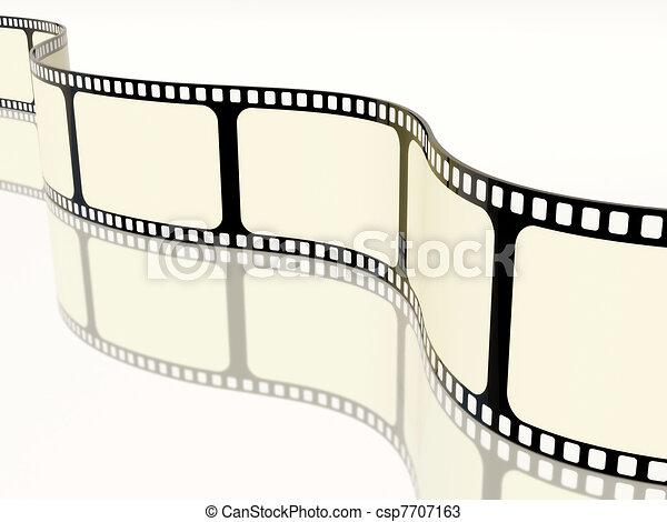 filmstrip - csp7707163