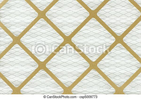 filter, saubere luft - csp5009773