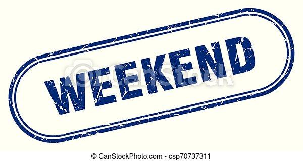 Fin de semana - csp70737311