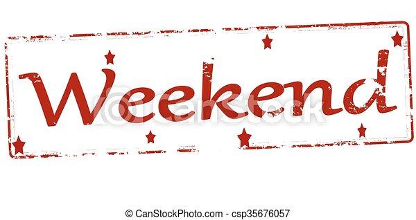 Fin de semana - csp35676057