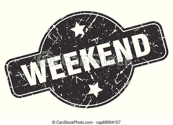 Fin de semana - csp69564157
