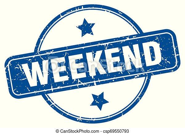 Fin de semana - csp69550793