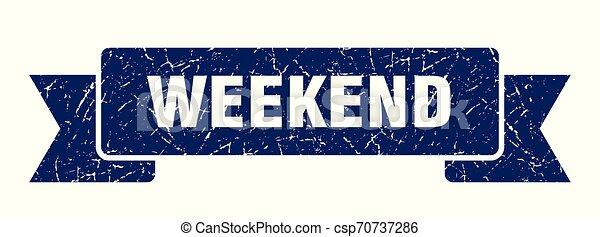 Fin de semana - csp70737286