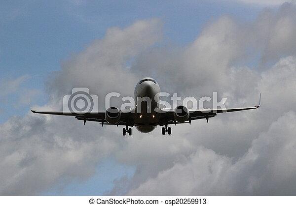 Final approach - csp20259913