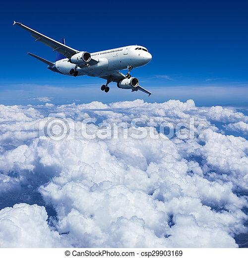 Final approach - csp29903169