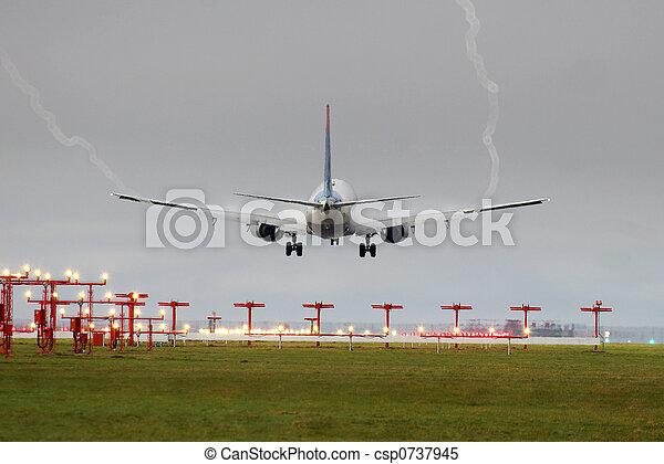 Final Approach - csp0737945