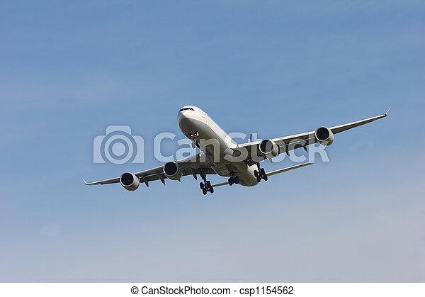 Final Approach - csp1154562