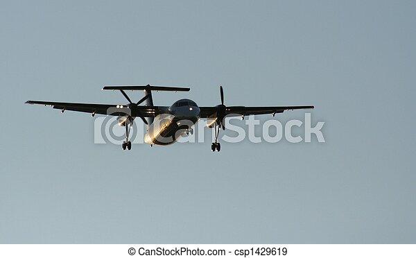 Final Approach - csp1429619