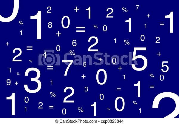 Finance background - csp0823844