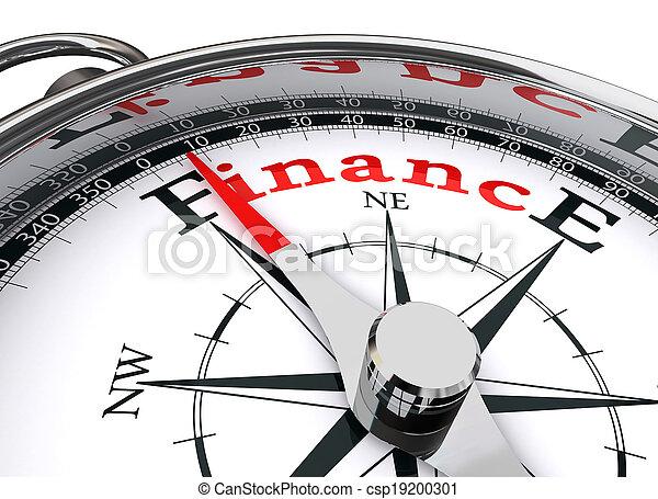 finance conceptual compass - csp19200301