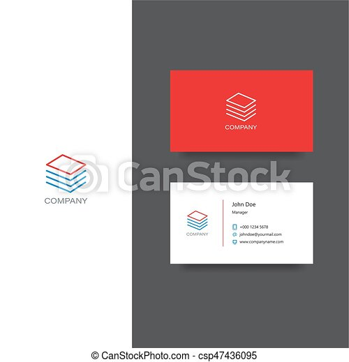 Finance documents company logo and business card template eps finance documents company logo and business card template csp47436095 reheart Gallery