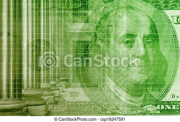 Finance Spreadsheet  - csp16247591