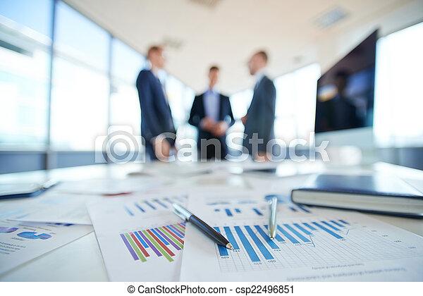 financeiro, relatórios - csp22496851
