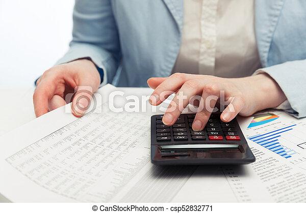 Financial accounting - csp52832771