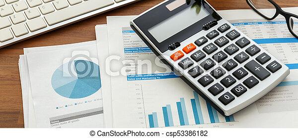 Financial accounting - csp53386182