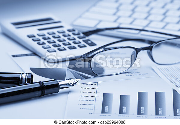 Financial accounting  - csp23964008