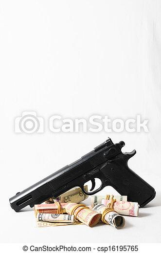 Financial Crime Concept  - csp16195765