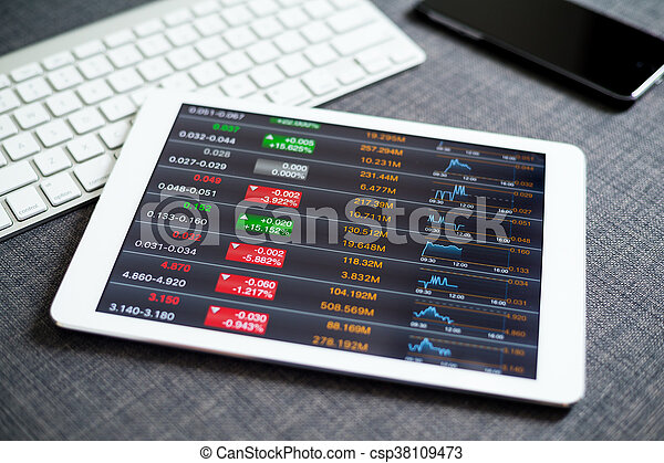 Financial Data Analysis Concept Picture  Search Photo Clipart