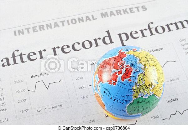 Financial Markets - csp0736804