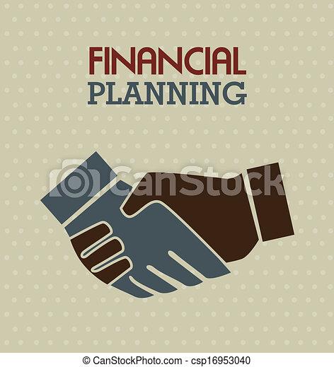 financial planning - csp16953040