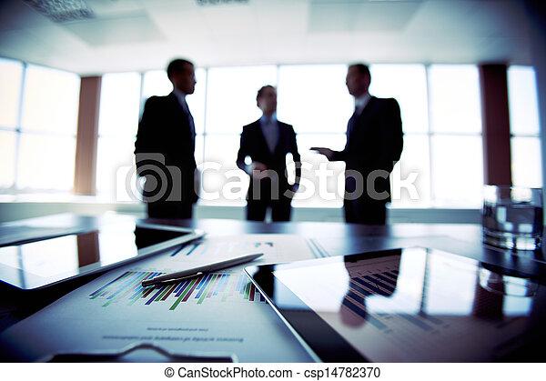 Financial planning - csp14782370