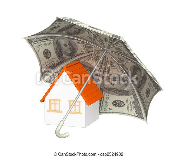Financial protection - csp2524902
