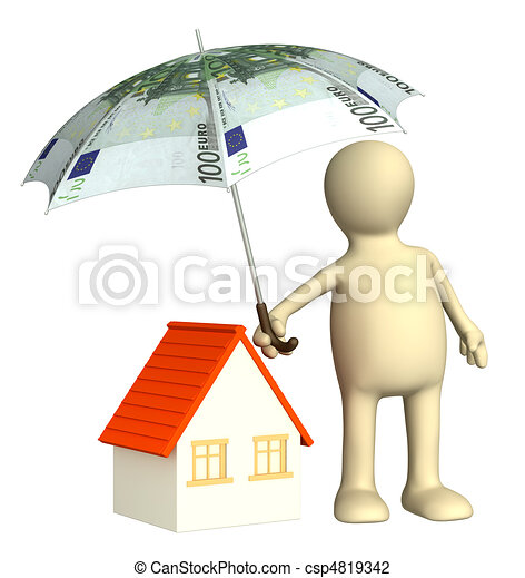 Financial protection - csp4819342