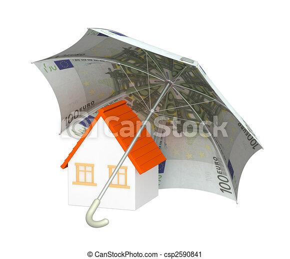 Financial protection - csp2590841