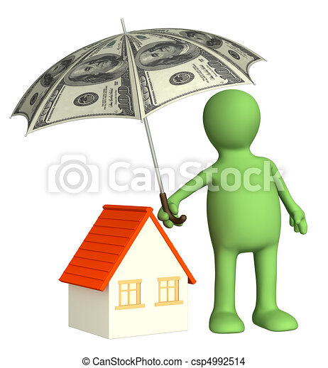 Financial protection - csp4992514