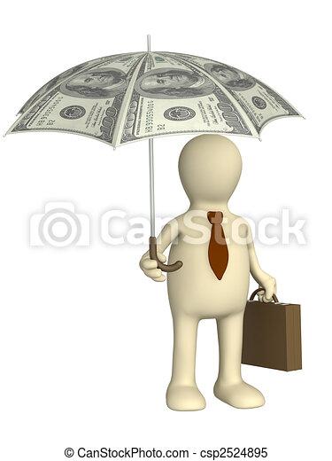Financial protection - csp2524895