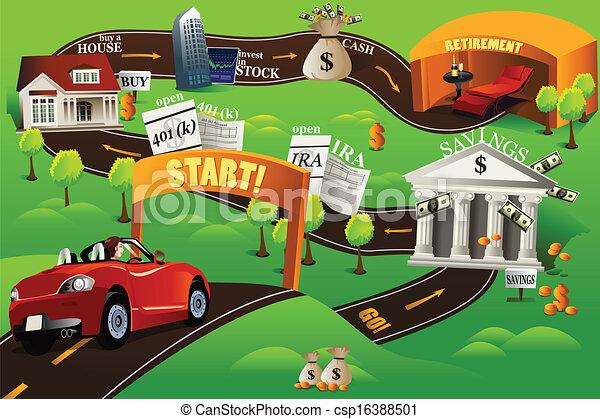 financial roadmap csp16388501