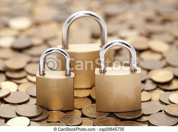 Financial security - csp20645735