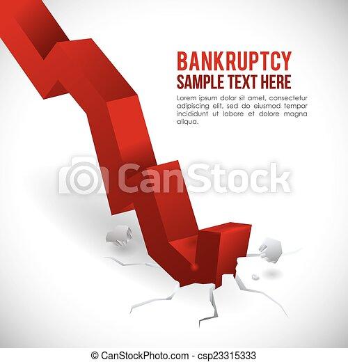 financier, conception, crise - csp23315333