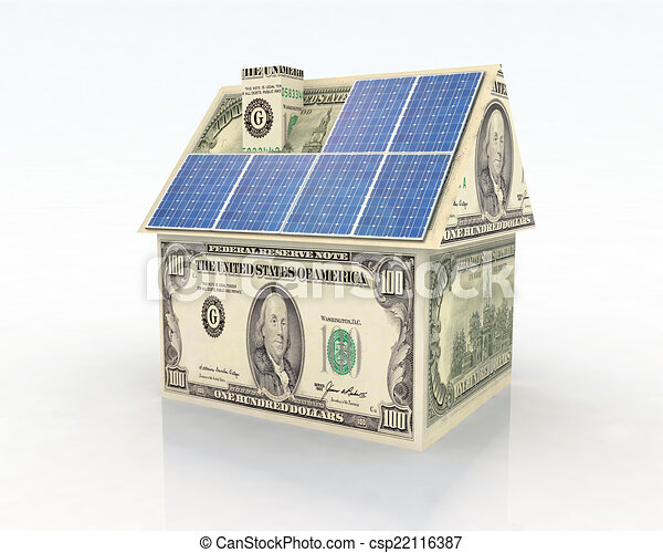 financing for photovoltaic system - csp22116387